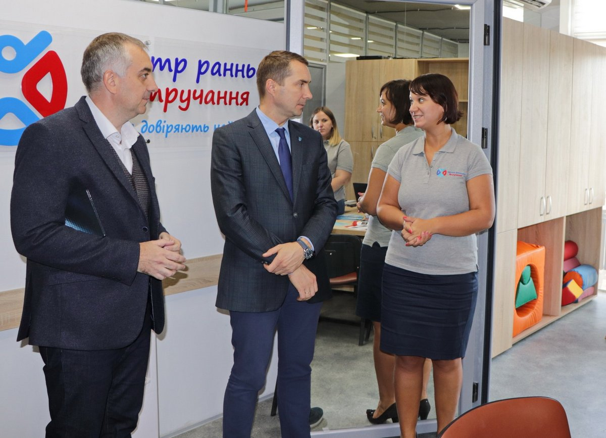 В Одесі створено унікальний для України Центр раннього втручання (ФОТО)