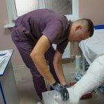 Світлина. Мы побывали в новом Центре протезирования в Краматорске. Кто и как получает там помощь. Статті, инвалидность, протез, Краматорськ, ортез, Центр протезирования
