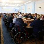 Світлина. На семінарі обговорили як мінімізувати бар'єри для людей з інвалідністю. Безбар'ерність, інвалідність, доступність, семінар, Івано-Франківщина, безпечність