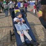 Як Федір із ДЦП напівмарафон пробіг і рекорд України поставив (ФОТО, ВІДЕО)