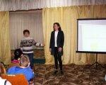 У Новомиргороді мешканці області з вадами слуху відвідали семінар з правової обізнаності. новомиргород, вади слуху, профорієнтаційний урок, семінар, центр зайнятості