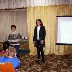 У Новомиргороді мешканці області з вадами слуху відвідали семінар з правової обізнаності