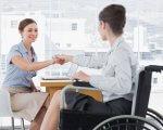 Для осіб з інвалідністю у базі даних служби зайнятості є понад 1000 вакансій. запоріжжя, вакансія, працевлаштування, служба зайнятості, інвалідність