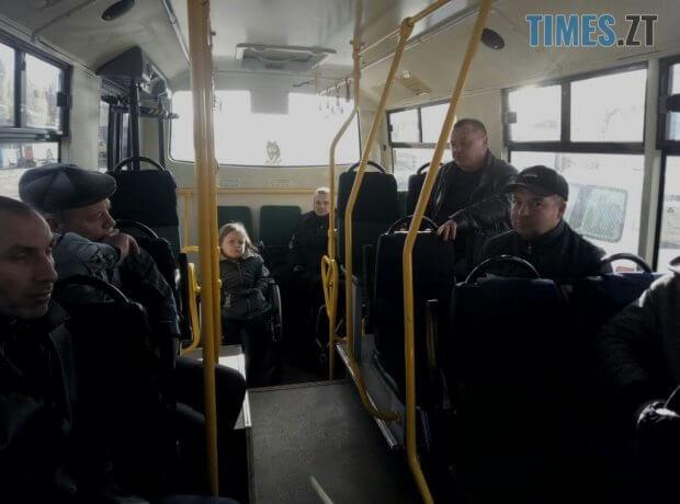 У Житомирі водії тренувались правильно транспортувати «маломобільних» пасажирів. житомир, водій, пандус, тренування, інвалідний візок