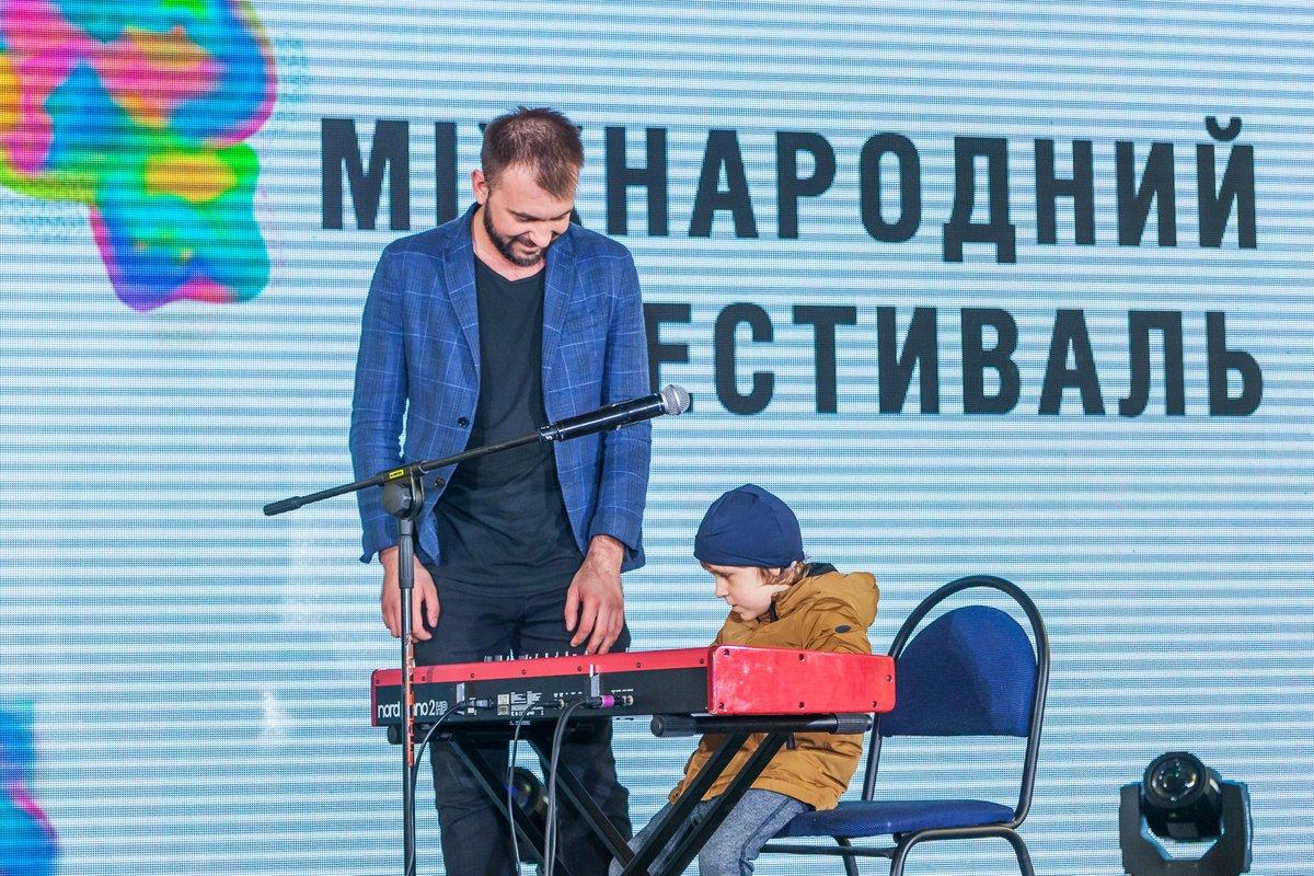 У Києві стартував новий проєкт для дітей з аутизмом Kids Autism Music (ФОТО)