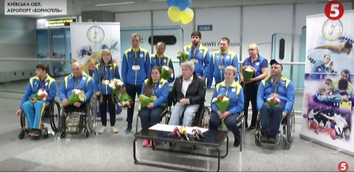 18 медалей та 2 рекорди світу: паралімпійська збірна України посіла перше місце з кульової стрільби (ВІДЕО)
