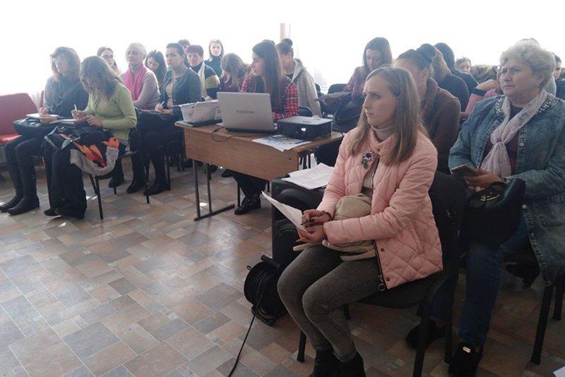 Що спільного у розвитку інклюзивної освіти в Кропивницькому та США (ФОТО). ірц, кропивницький, сша, семінар, інклюзивна освіта