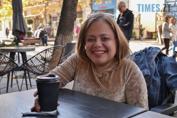 Недоступний Житомир: Катерина Чорток показала, як виглядає місто з інвалідного візку. житомир, катерина чорток, пандус, пристосованість, інвалідний візок