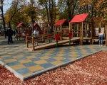 На Соборной площади открыли площадку для детей с инвалидностью (ФОТО). одесса, адаптація, детская площадка, инвалидность, пандус