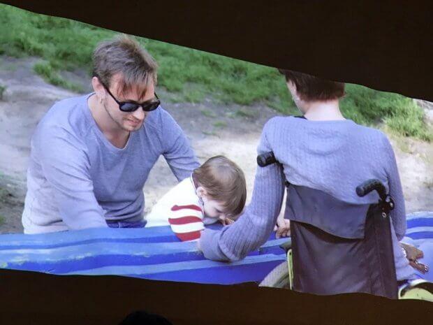 «Ніколи не здавайся». У Франківську презентували проект про людей з інвалідністю. івано-франківськ, ніколи не здавайся, презентація, проект, інвалідність