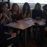 Світлина. Що спільного у розвитку інклюзивної освіти в Кропивницькому та США. Навчання, інклюзивна освіта, семінар, ІРЦ, Кропивницький, США