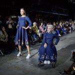 Світлина. Люди на інвалідних візках підкорили подіум у Харкові: яскраві фото та відео. Новини, інвалідність, інвалідний візок, модель, показ, Kharkiv Fashion-2019