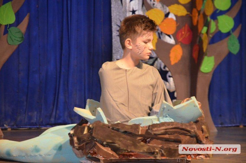 Я не такой, но я – такой же: в Николаеве особенные дети показали социальный спектакль (ФОТО)