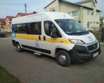 У Любешівській ОТГ працює соціальне таксі. любешівська отг, послуга, соціальне таксі, інвалідний візок, інвалідність