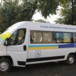 Автопарк «соціального таксі» Полтавщини поповнився ще одним спецавтомобілем