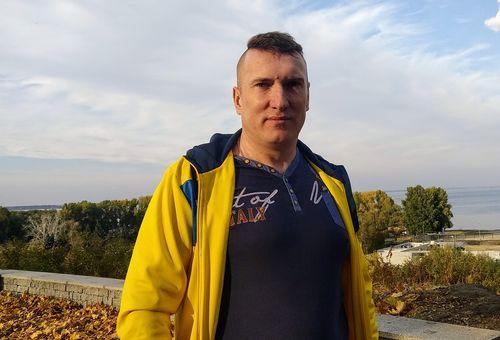 «Спочатку його записували 200-им»: травмований атовець із Черкас схуд на 30 кг і хоче потрапити у паралімпійську збірну