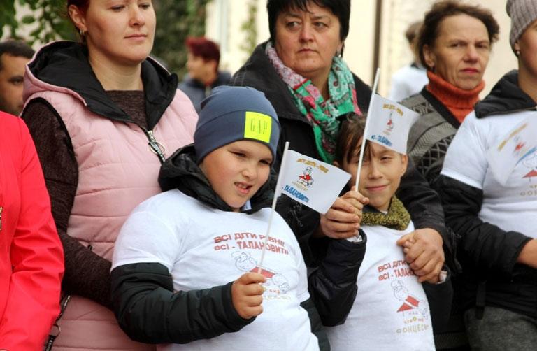 Всі діти талановиті, всі діти рівні: у Клішківцях відкрився 14 інклюзивно-ресурсний центр