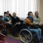 Світлина. В Кривом Роге запланированы работы, направленные на поддержку людей с инвалидностью. Закони та права, инвалидность, доступность, помощь, Кривой Рог, поддержка
