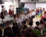 """У Вінниці актори особливого театру показали виставу """"До мови рідної торкнімось душею"""" (ВІДЕО). вінниця, актор, вистава, проєкт, театр"""