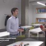 Львівський студент показав свій винахід, який переміг на міжнародному конкурсі в Сінгапурі (ВІДЕО)
