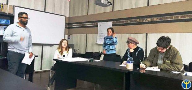 В Олександрії обговорили можливості соціального підприємництва для людей з інвалідністю. олександрія, соціальне підприємництво, тренинг, центр зайнятості, інвалідність