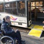 Активісти Руху Без Меж провели тренінг-інструктаж водіїв громадського транспорту Кривого Рогу