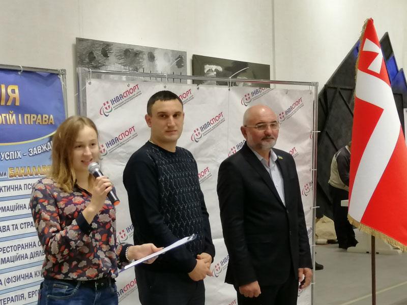 В Луцьку вперше відбувся Кубок Західної ліги з гри бочча серед осіб з ураженнями опорно-рухового апарату