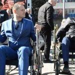 Франківські чиновники знову сядуть в інвалідні візки