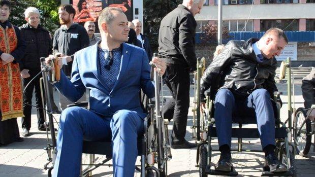 Франківські чиновники знову сядуть в інвалідні візки. івано-франківськ, доступність, перевірка, чиновник, інвалідність