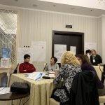 Світлина. 75 тренерів вчитимуть фахівців ІРЦ новій класифікації для оцінки індивідуальних потреб дитини. Навчання, особливими освітніми потребами, ІРЦ, тренер, МКФ, методика