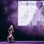 Світлина. Вінницька «Inclusion in Harmony» – подорожує Україною. Новини, інклюзія, інвалідний візок, вистава, гастролі, Inclusion in Harmony