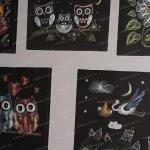 Світлина. У Кривому Розі відкрилася виставка рукотворів дівчинки з інвалідністю Олександри Олійник. Новини, інвалідність, виставка, Кривий Ріг, Олександра Олійник, рукотвори