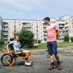 Понад сорок підйомів в гори: як у Львові працює фонд, який здійснює мрії людей з інвалідністю