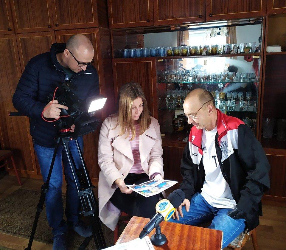 Сила духу: Роман Демуш із Тернопілля втратив руку на виробництві