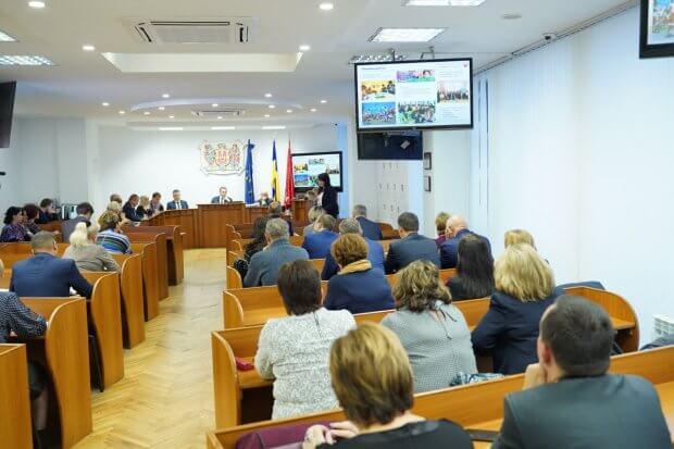 В цьому році у Вінниці побільшало інклюзивних класів. вінниця, засідання, особливими освітніми потребами, школа, інклюзивний клас