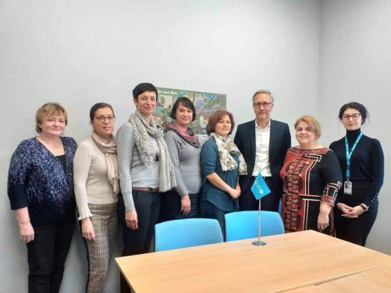 Продовжуємо співпрацю впровадження Раннього Втручання в Україні. зустріч, раннє втручання, розвиток, співпраця, інвалідність