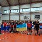 Закарпатські параолімпійці командно перемогли у міжнародному турнірі з настільного тенісу в Чехії (ФОТО)