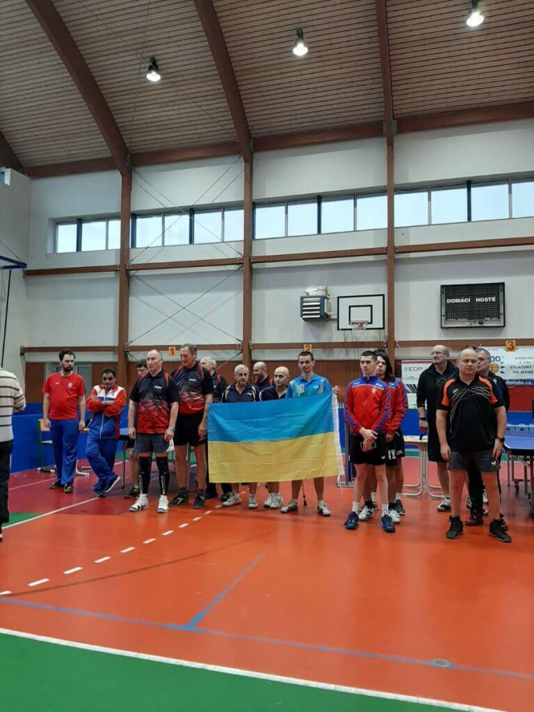 Закарпатські параолімпійці командно перемогли у міжнародному турнірі з настільного тенісу в Чехії (ФОТО). міжнародний турнір, чехія, змагання, настільний теніс, параолімпієць