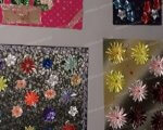 У Кривому Розі відкрилася виставка рукотворів дівчинки з інвалідністю Олександри Олійник (ФОТО). кривий ріг, олександра олійник, виставка, рукотвори, інвалідність