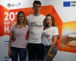 Українки з PROVIDNYK розробили інтерактивну мапу для людей з інвалідністю та виграли нагороду від ЄС (ФОТО, ВІДЕО). providnyk, анна крис, мапа, нагорода, інвалідність