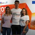 Українки з PROVIDNYK розробили інтерактивну мапу для людей з інвалідністю та виграли нагороду від ЄС (ФОТО, ВІДЕО)