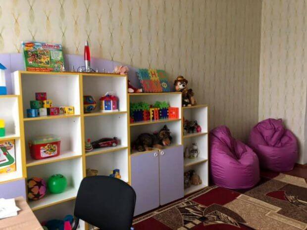 У Льотничівському НВК відкрили інклюзивно-ресурсну кімнату. льотничівський нвк, заняття, розвиток, інвалідність, інклюзивно-ресурсна кімната