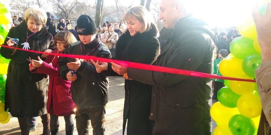 У День Миколая в Бородянці відкрили перший інклюзивно-ресурсний центр (ФОТО). бородянка, отг, особливими освітніми потребами, інклюзивно-ресурсний центр, інклюзія