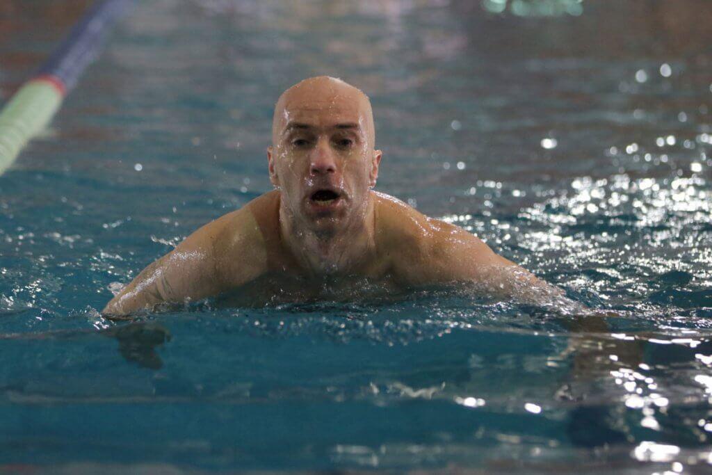 Розвідник Андрій Бадарак − учасник «Ігор нескорених — 2020». ігри нескорених, андрій бадарак, змагання, поранення, інвалідний візок