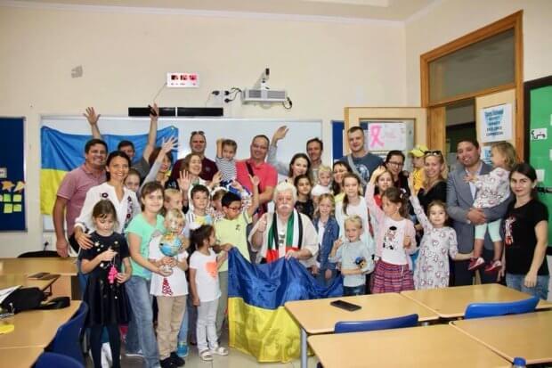 Український екстремальний мандрівник Микола Подрезан відвідав ОАЕ. микола подрезан, оае, мандрівник, інвалідний візок, інфраструктура