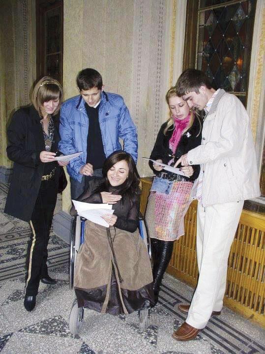 Чи доступна вища освіта людям з інвалідністю та людям з особливими освітніми потребами?*