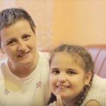"""Світлина. """"Ніколи не опускати руки"""": мами з Виноградівщини розповіли як допомагають своїм дітям долати хворобу (ВІДЕО, ФОТО). Життя і особистості, ДЦП, діагноз, БФ Виноградів, Крістінка Мар'ян, Олька Копилець"""