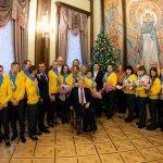Президент: Дефлімпійці подарували відчуття перемоги всій Україні