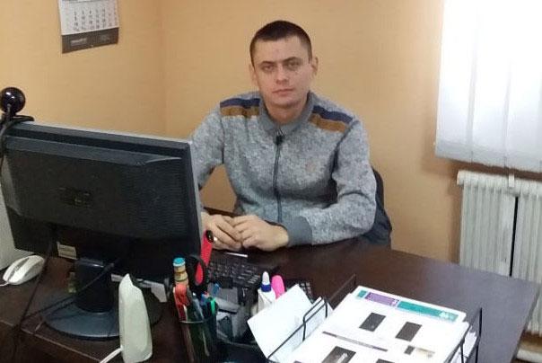 Олександр Грищенко: чоловік з інвалідністю, що наважився відкрити власну справу