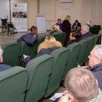 Світлина. Як електротранспорт у Дніпрі пристосований для людей з інвалідністю. Безбар'ерність, інвалідність, інвалідний візок, тренинг, Дніпро, електротранспорт